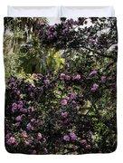 Camellia Tree Duvet Cover