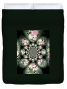 Cameo Bouquet Duvet Cover