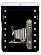 Camera Close Up-5 Duvet Cover
