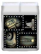 Camera Collage-2 Duvet Cover