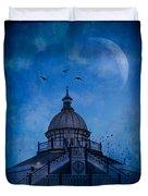 Camera Obscura - Eastbourne Pier Duvet Cover