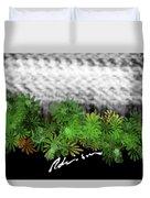 Camo -flower-range Duvet Cover