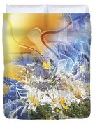 Camomile. 2010 Duvet Cover
