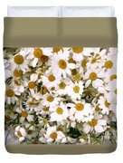 Camomiles Duvet Cover