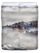 Camouflage - Bryce Canyon, Utah Duvet Cover
