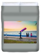 Campeche Colors Duvet Cover
