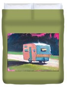 Camped Out Duvet Cover