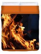 Campfire 2 Duvet Cover