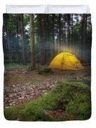 Camping Duvet Cover