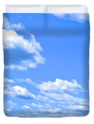 Can I Hitch A Ride? Duvet Cover