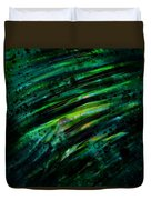 Can You Hear Voices Duvet Cover