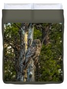 Can You See Me? Duvet Cover