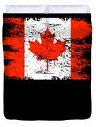 Canada Flag Gift Country Patriotic Travel Shirt Americas Light Duvet Cover