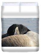 Canada Goose Head Duvet Cover