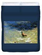 Wildlife Scenes #3 Duvet Cover