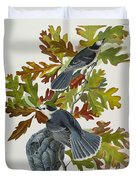 Canada Jay Duvet Cover by John James Audubon