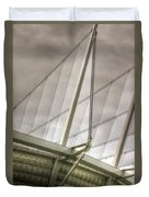 Canada Place Wings  Duvet Cover