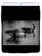 Canadian Geese 2 Duvet Cover