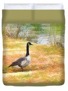 Canadian Geese 6 Duvet Cover