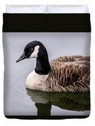 Canadian Goose At Rio Duvet Cover