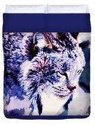 Canadian Lynx 1 Duvet Cover