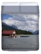 Canadian Rockies # 10 Duvet Cover