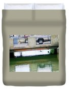 Canal 4-3 Duvet Cover