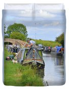 Canal Duvet Cover