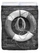 Canal Lifesaver Duvet Cover