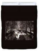 Canal Saint Martin 2 Duvet Cover