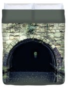 Canal Tunnel Duvet Cover