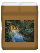 Canal View  Duvet Cover