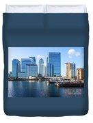 Canary Wharf 9 Duvet Cover