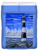 Canaveral Lighthouse Duvet Cover