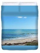 Canaveral National Seashore Duvet Cover