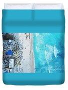 Cancun Duvet Cover