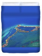 Cancun Wide By Air Duvet Cover