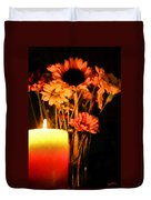 Candle Lit Duvet Cover