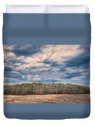 Cane Thicket Duvet Cover