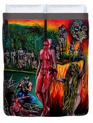 Cannibal Holocaust Duvet Cover