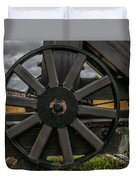 Cannon Wheel Duvet Cover