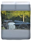Cannons At Shiloh Duvet Cover