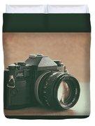 Canon A1 Duvet Cover