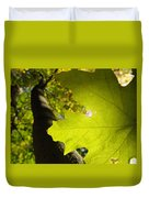 Canopy View Duvet Cover