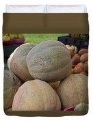 Cantaloupe I Duvet Cover
