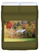 Cantilever Barn - Autumn Duvet Cover