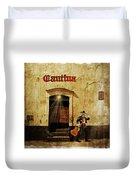 Cantina Duvet Cover