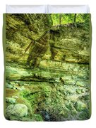 Cantwell Cliffs 2 Hocking Hills Duvet Cover
