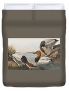 Canvas Backed Duck Duvet Cover