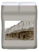 Canyon Bunkhouse Duvet Cover